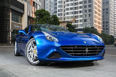 Ferrari là một trong những thương hiệu ô tô nổi tiếng nhất thế giới. Đánh giá xe Ferrari California T mới nhất 2020 kèm bàng giá chi tiết