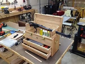 Gun Cleaning Kit - by sparky52tx @ LumberJocks com