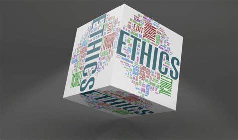 ethics  fundamental  good accounting intheblack