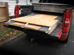 Sled Decks For Trucks by Loading Sled In Truck Page 4 Hcs Snowmobile Forums