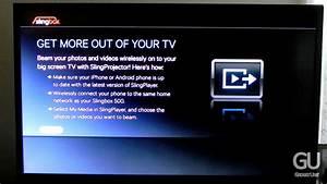 Review  Slingbox 500 Live Media Streamer  Video   U2013 Gadget