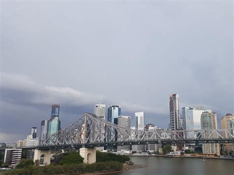 Slight (20%) chance of a shower. Brisbane weather: Severe thunderstorms heading to the ...