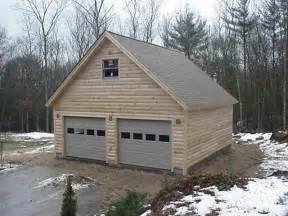 2 Car Garage Plans with Loft 20 X 24