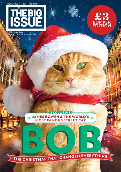 How Street Cat Bob Helped James Bowen Discover The Spirit
