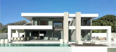 modern home floorplans villas modernes maisons contemporaines immobilier de luxe