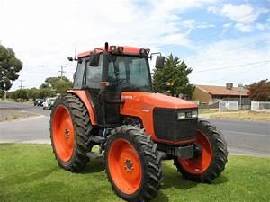 Kubota M95s Tractor Service Manual Download