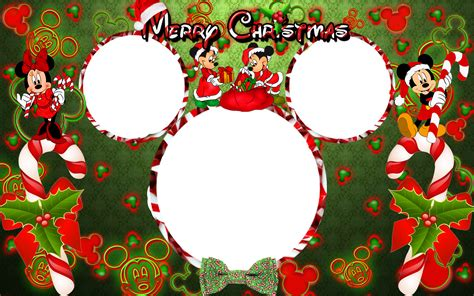 Disney Christmas Clipart Borders