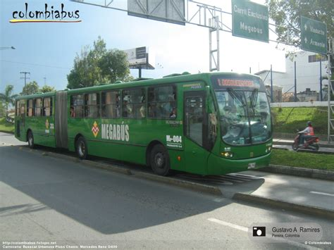 Colombiabus: agosto 2011