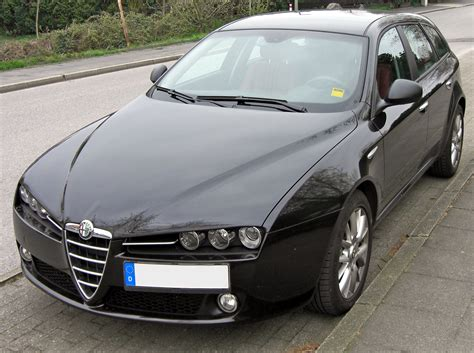 Alfa Romeo 159 Sportwagon Photos 12 On Better Parts Ltd