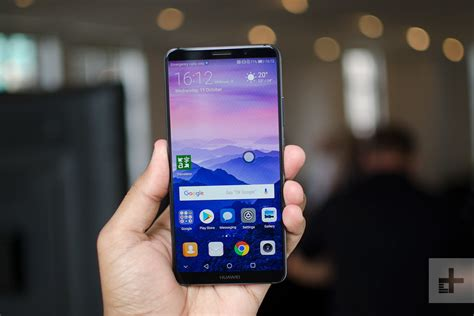 huawei mate  pro review digital trends