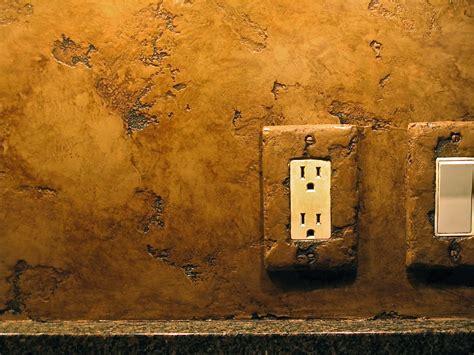 faux painting ideas  transform  bare walls decor