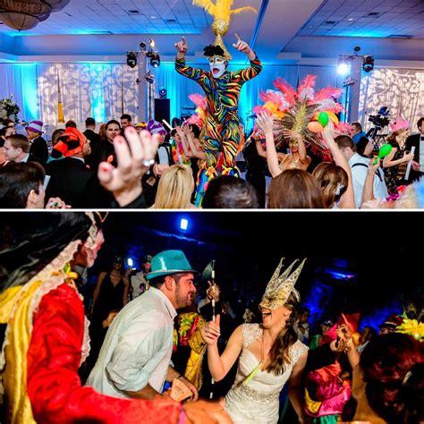 Ideas para la hora loca de tu boda Un cierre de fiesta