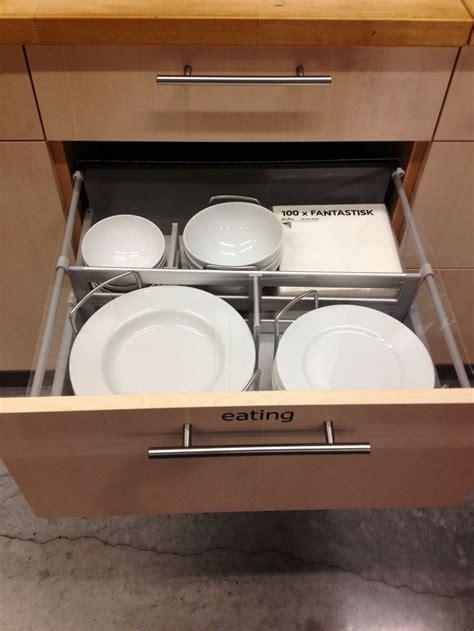 ikea store kitchen drawer organizers kitchen