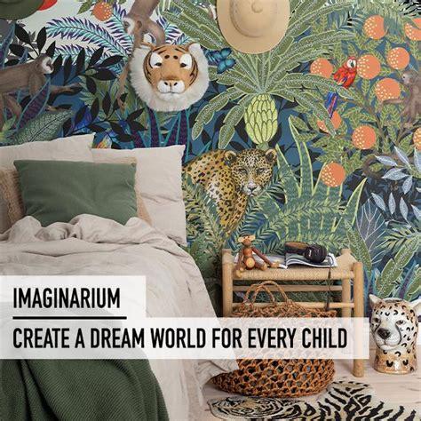 imaginarium inspirerande tapeter foer barn unga