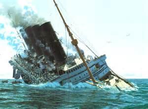lusitania torpedo sinking u20 atlantic ocean ireland coast