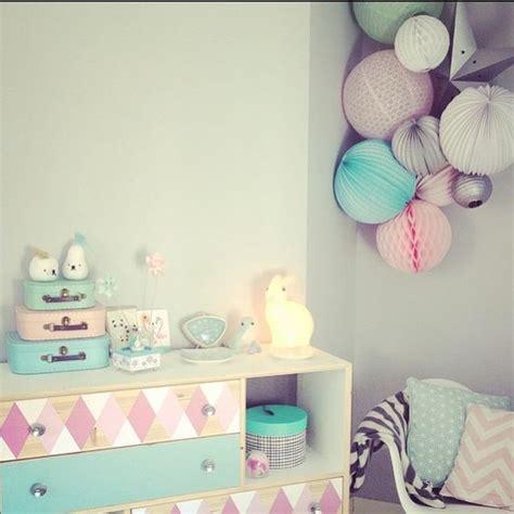 chambre kawaii décoration chambre enfant