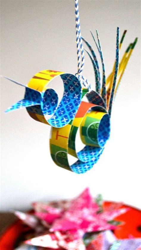 Selber Machen Aus Papier by Zimmer Deko Diy Frische Fr 252 Hlingsdeko Aus Papier Basteln