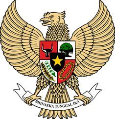 garuda pancasila  coat  arms  indonesia  main