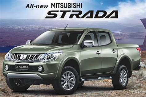 Mitsubishi Strada 2018  New Car Release Date And Review