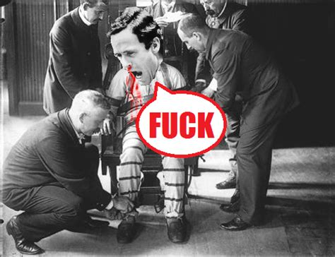 Ted Bundy Electric Chair by Sparky
