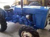 Kubota B7100 Hst 4x4 Tractor