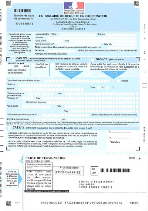 modele lettre contestation pv autre conducteur l innovation au service de la gestion des amendes