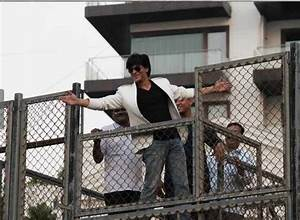 The King Of Bollywood Shahrukh Khan's 'Mannat ...