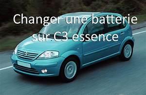Batterie Citroen C3 : changer batterie sur citro n c3 essence astuces pratiques ~ Melissatoandfro.com Idées de Décoration