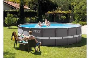 Intex Piscine Tubulaire Ronde : piscine tubulaire intex ronde filtration eau 5 49 m ~ Dailycaller-alerts.com Idées de Décoration