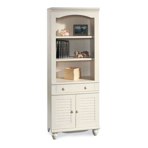 White Bookshelf With Doors top 30 collection of white bookcases and bookshelfs
