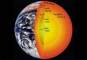 Geophysicists Detect Evidence Of Large Amounts Of Water In Earth U2019s Mantle