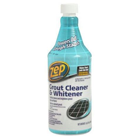 zep tile cleaner and whitener 1000 ideas about grout whitener on tile grout