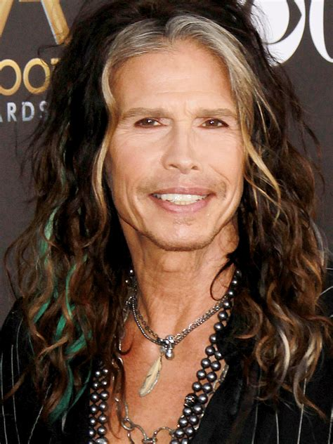 Steven Tyler Musician, Singer, Songwriter, Actor  Tv Guide