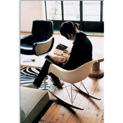 chaise a bascule blanche chaise a bascule design 28 images eames rocking chair