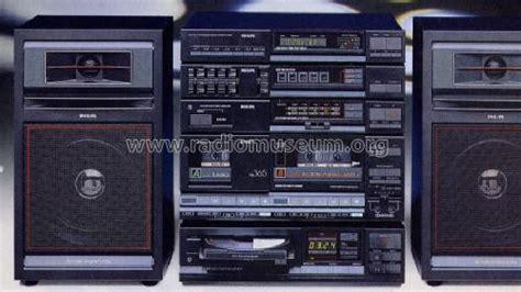 cd hifi midi system fcd radio philips radios deutschlan