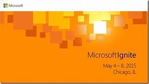 Microsoft Ignite – New conference announced ...
