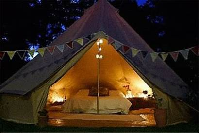 Glamping Tent Bell Places Unique Worldwide Special
