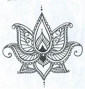 Lotus, Paisley and Henna on Pinterest