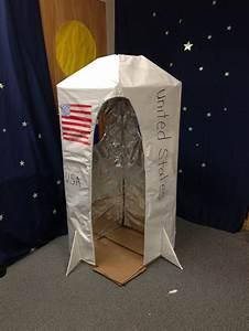 DIY space shuttle   teaching   Pinterest