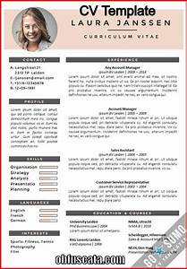 To Write A Resume What Is A Cv Template