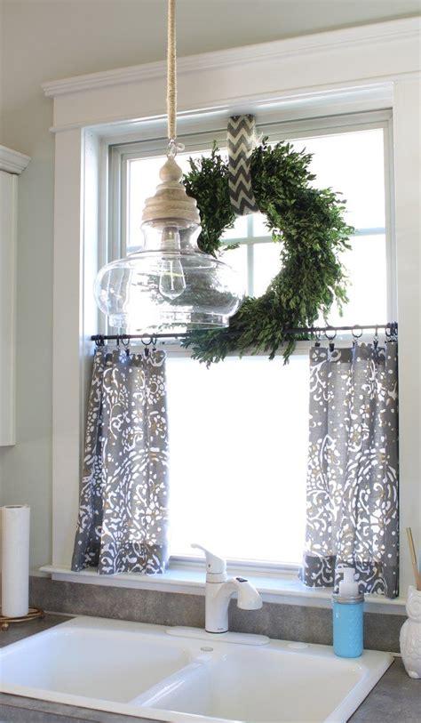 Modern Bathroom Window Curtain Ideas by Awning Window Treatment Ideas Drapery For Two Story