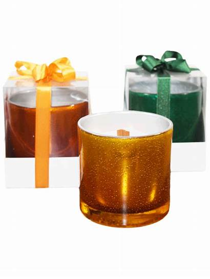 Glass Candle Mirror Furniture