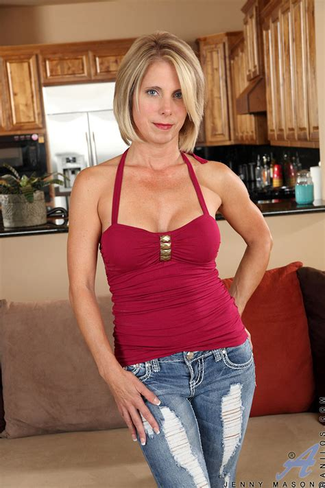 Freshest Mature Women On The Net Featuring Anilos Jenny Mason Naughty Milf