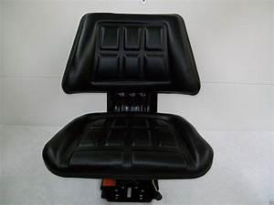Trapezoid Suspension Seat Massey Ferguson Tractor 135  150