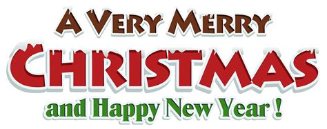 Merry Clip Text Clipart Merry Pencil And In Color Text