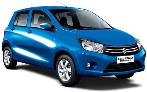 Maruti Celerio Zdi (diesel) Price, Specs, Review, Pics
