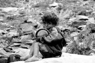 Poverty Children Photography