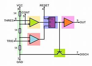 Ic 555 Pinouts  Astable  Monostable  Bistable Modes Explored
