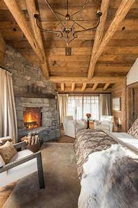 Awesome Log Home Ceilings Ideas - Simple Design Home