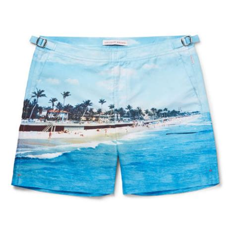 mens swim trunks   stylish swimwear